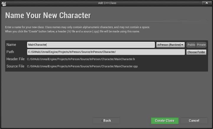 Using Blueprint with C++ – Rakiz Random Rambling